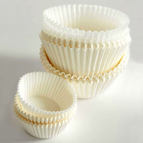 Бумажная формочка для кексов своими руками