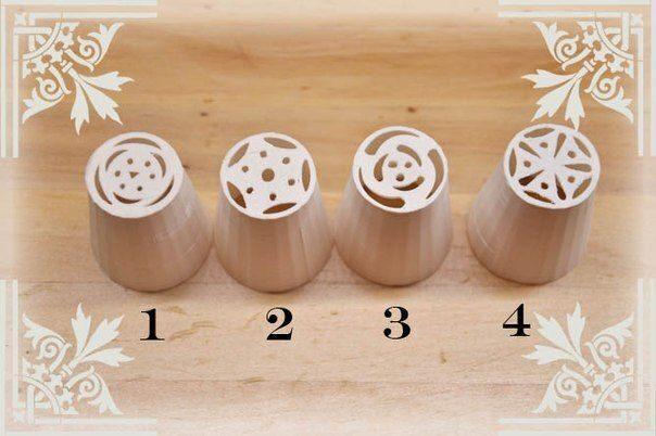 Формы для крема своими руками 5